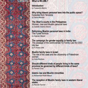 Dossier 27: Muslim Minorities