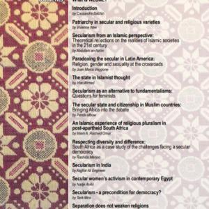 Dossier 28: Secularisms