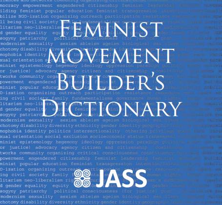 Feminist Movement Builder's Dictionary