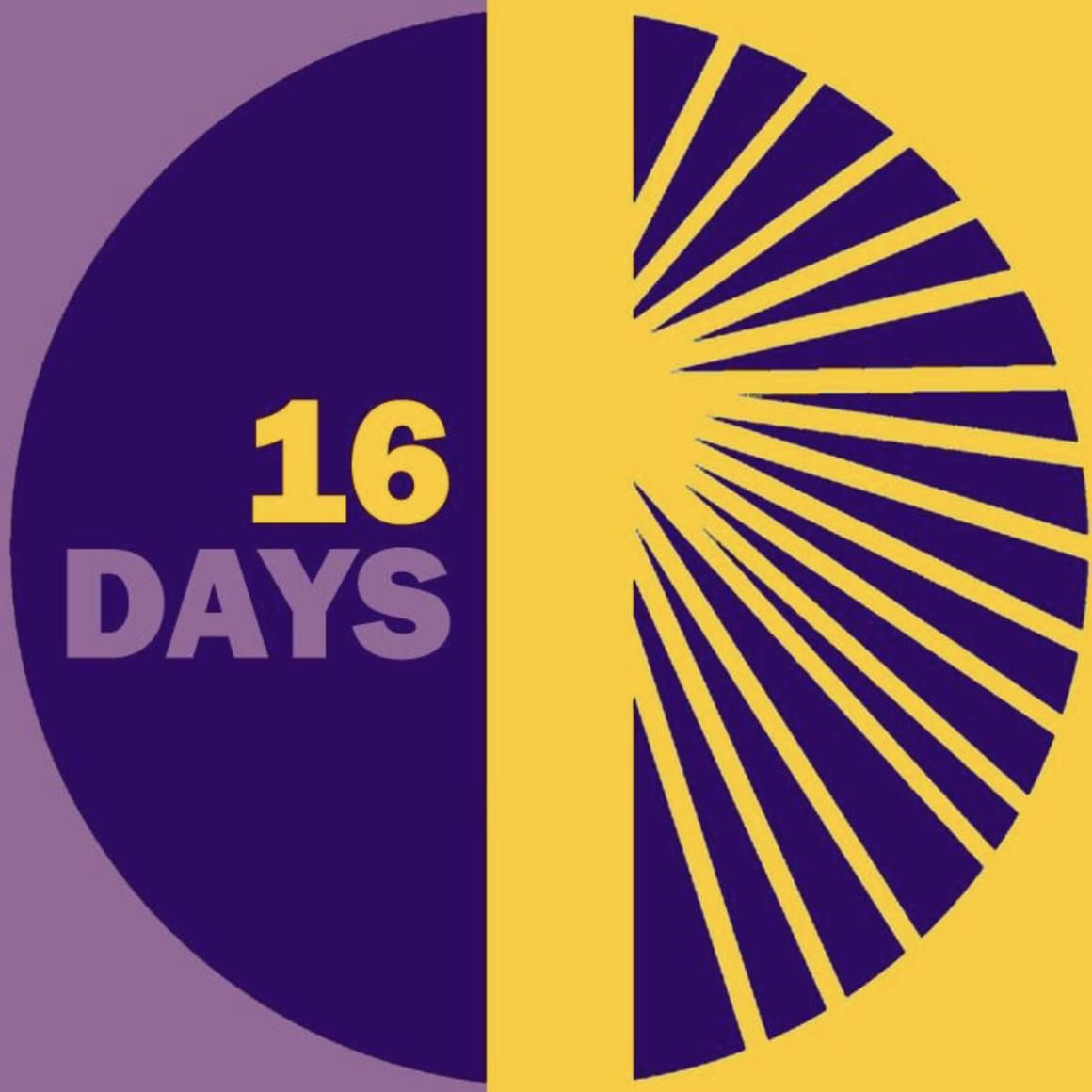 16 Days Campaign – Together Against Gender-Based Violence