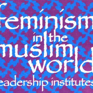 Feminism in the Muslim World Leadership Institutes