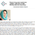 WLUML Solidarity Letter with Afghan Women Fawzia Koofi