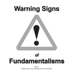 Warning Signs of Fundamentalisms
